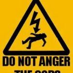 Don't Anger Gods