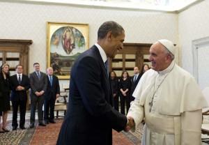 Pope in America