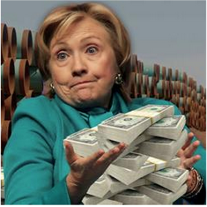 Hillary Campaign Money